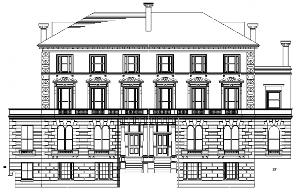 building elevation chelsea