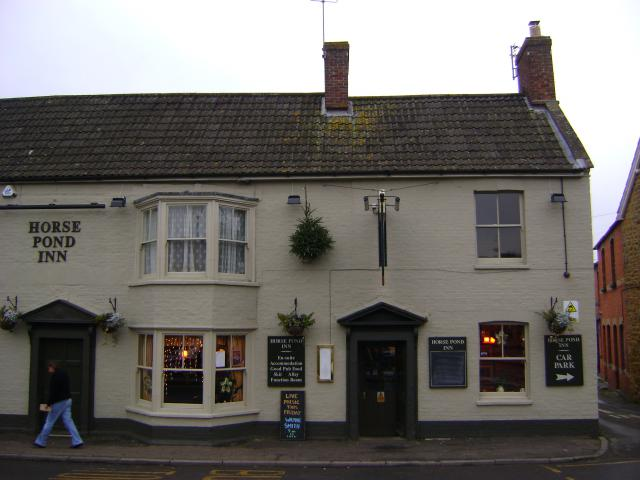 Land survey, floor plans and elevations of a pub in Castle Cary