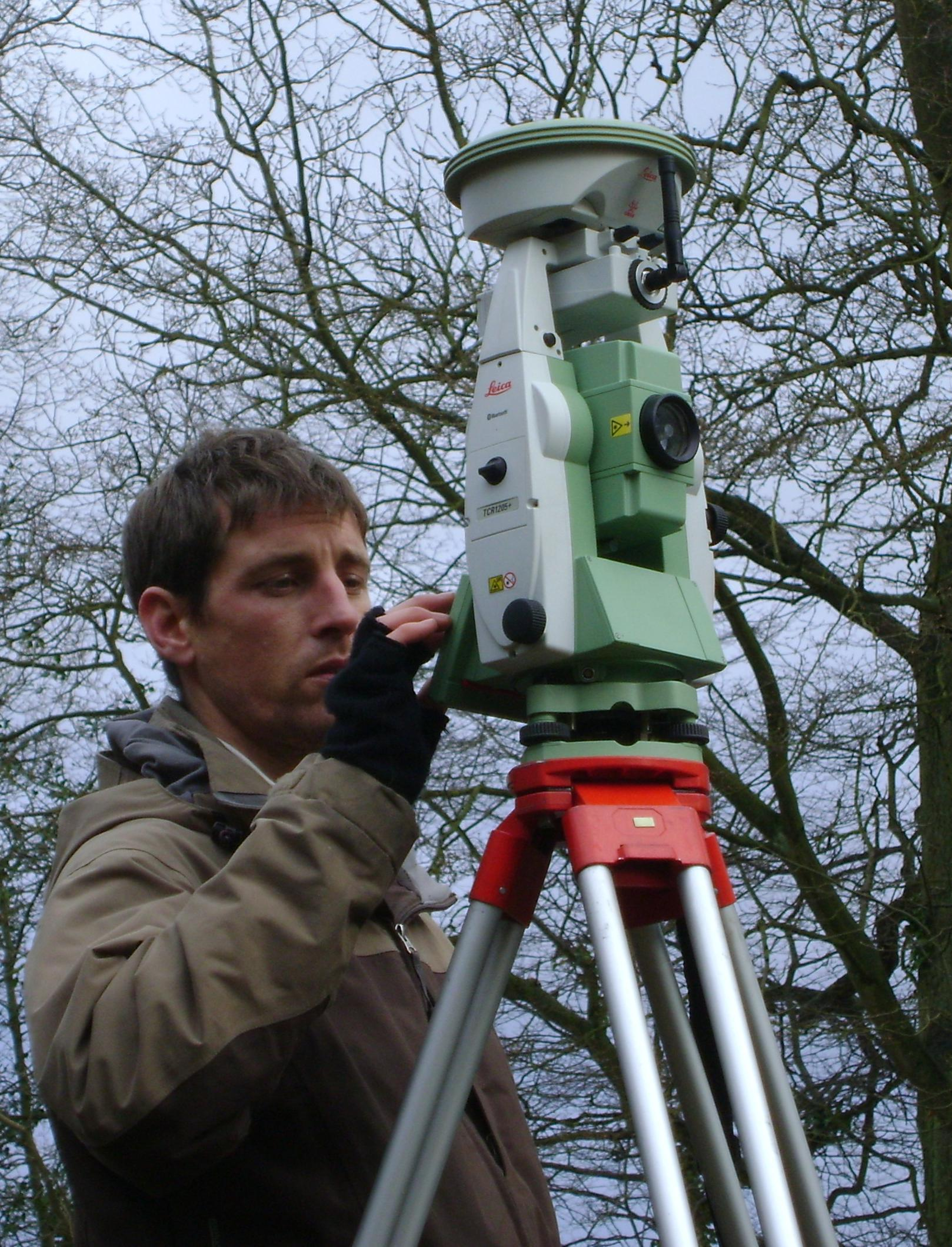 GPS surveyor