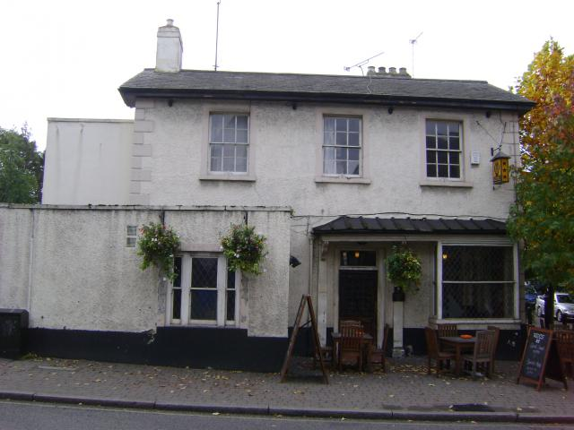 Land survey, floor plans and elevations of a pub in Wallington