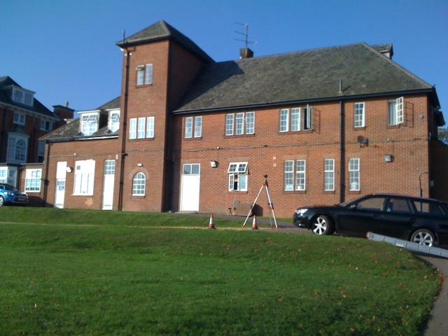 Monitoring college buildings in Pangbourne